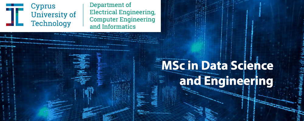 MSc in Data Science and Engineering