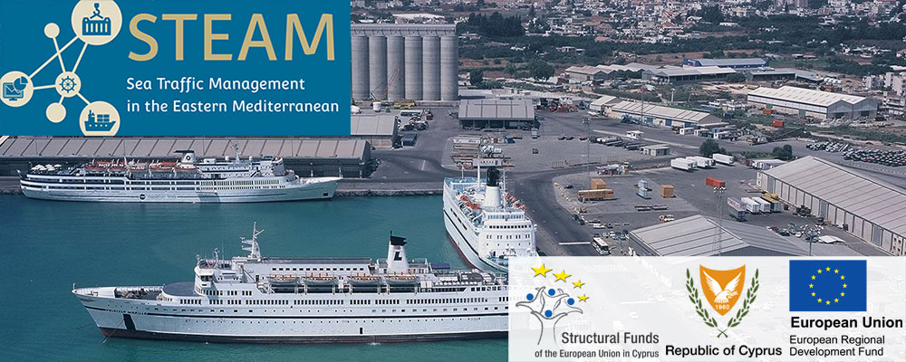 STEAM: Sea Traffic Management in the Eastern Mediterranean